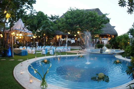 Celebra tu boda en Quinta San Ángel ubicada en Cancún, Quintana Roo