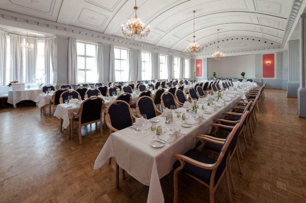 Beispiel: Festsaal, Foto: Landschloss Korntal.