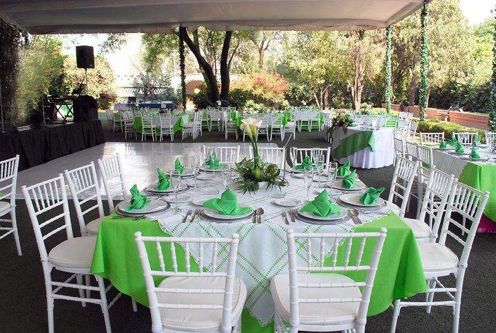 Diseños de banquetes y montajes en tendencia - Foto Banquetes Extelarys