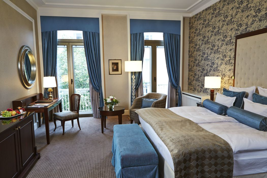 Beispiel: Grand Deluxe Zimmer