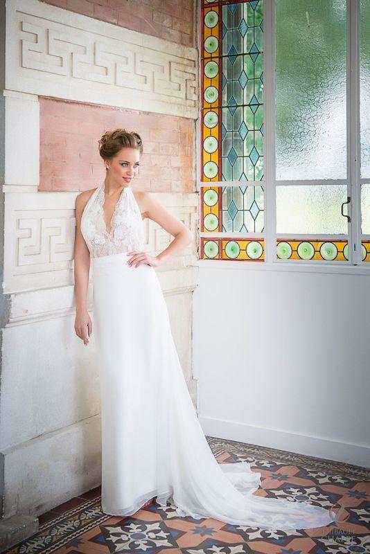 SEDUCTION - collection Un jour, une mariée - Les Mariées de Provence