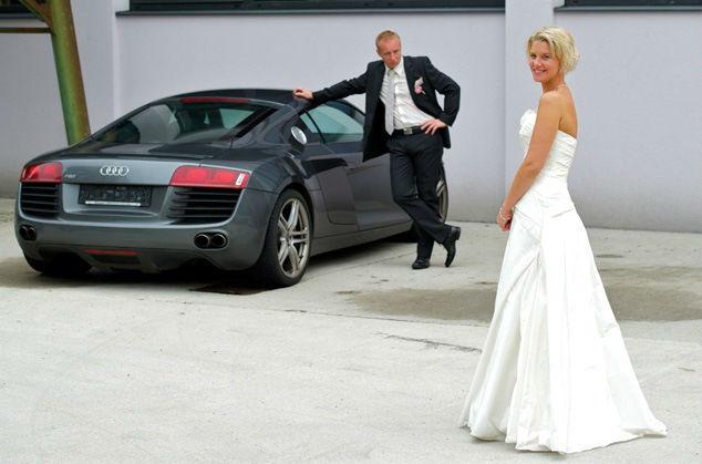 Beispiel: Traumhafte Hochzeitsfotos, Foto: Mphoto.