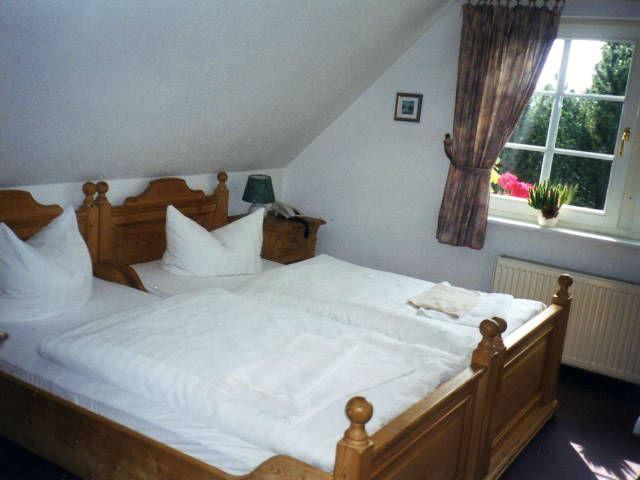 Beispiel: Gästezimmer, Foto: Landhaus Schwerin.