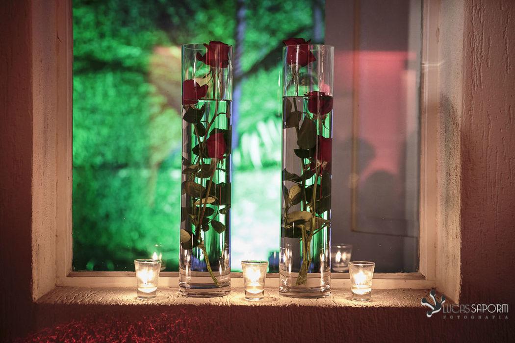 Has Klaus Eventos - Cellebra Eventos Casamento Juliana e Lucas -Foto: Lucas Saporiti