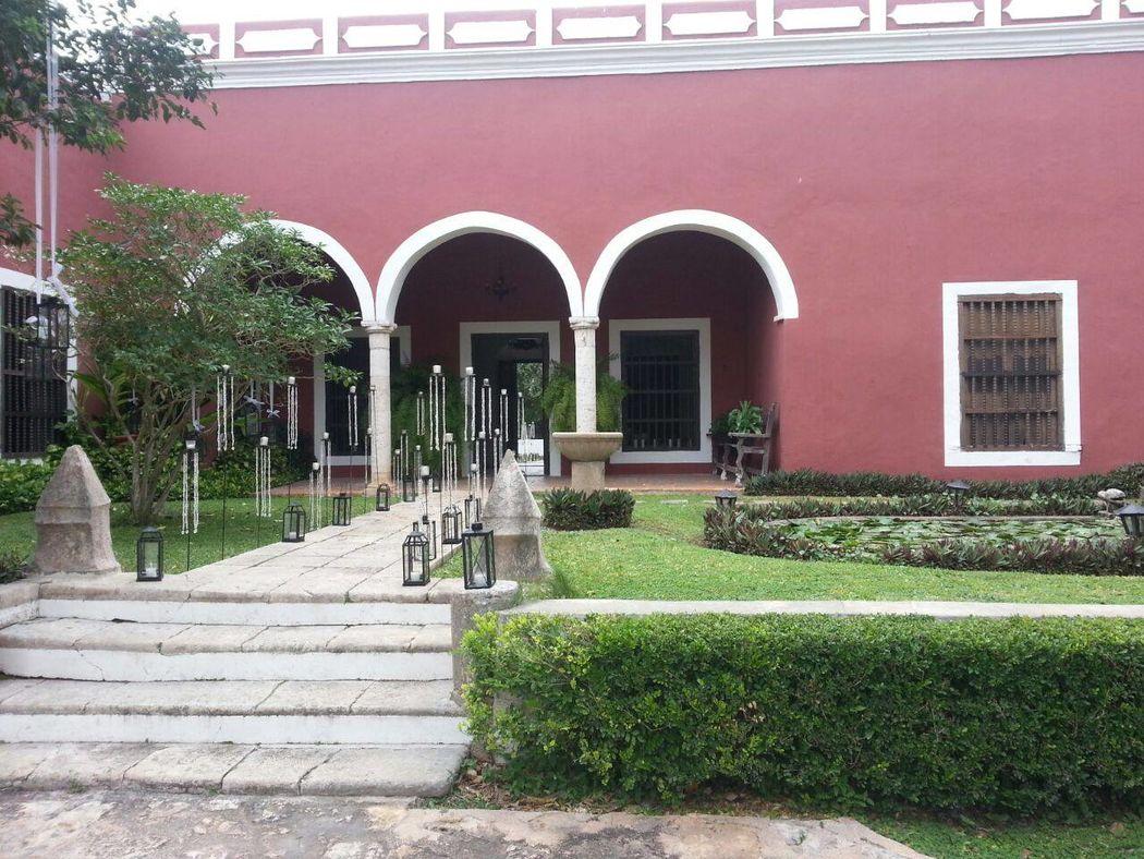 Hacienda Chenkú