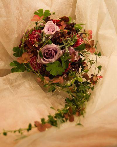 Beispiel: Brautstrauß, Foto: die kornblume.