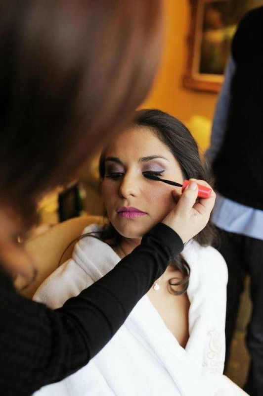 Carola Riffo Makeup.