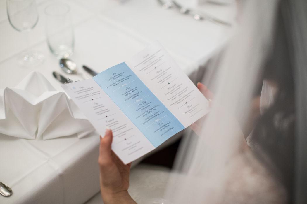 Beispiel: das Fest genießen können Foto: wedding AGENCY