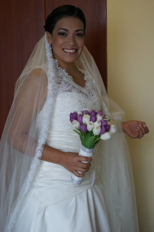 Novia Jeannette Salirosas.