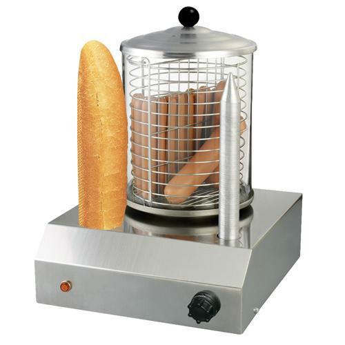 Beispiel: Hotdog-Maschine, Foto: C|E|S.