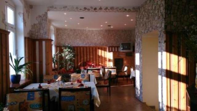 Beispiel: Innenraum, Foto: Hotel am Petzsee.