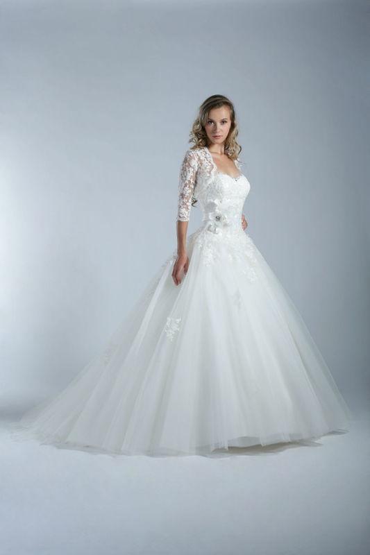 White Dress Modèle Merida  www.whitedress.lu