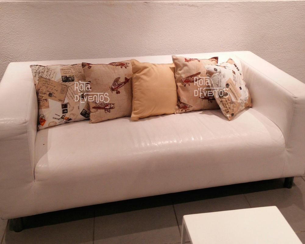 Decoração personalizada do lounge