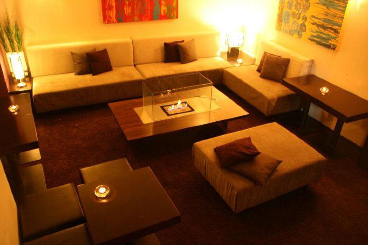 Beispiel: Kamin Lounge, Foto: Lindenthal by Schneiders.