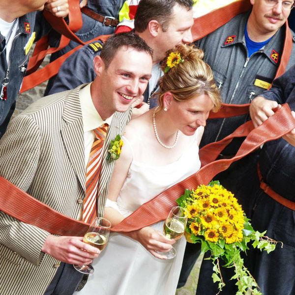 Beispiel: Hochzeitsapéro, Foto: Maiergrill AG • Eventcatering & Vermietung.