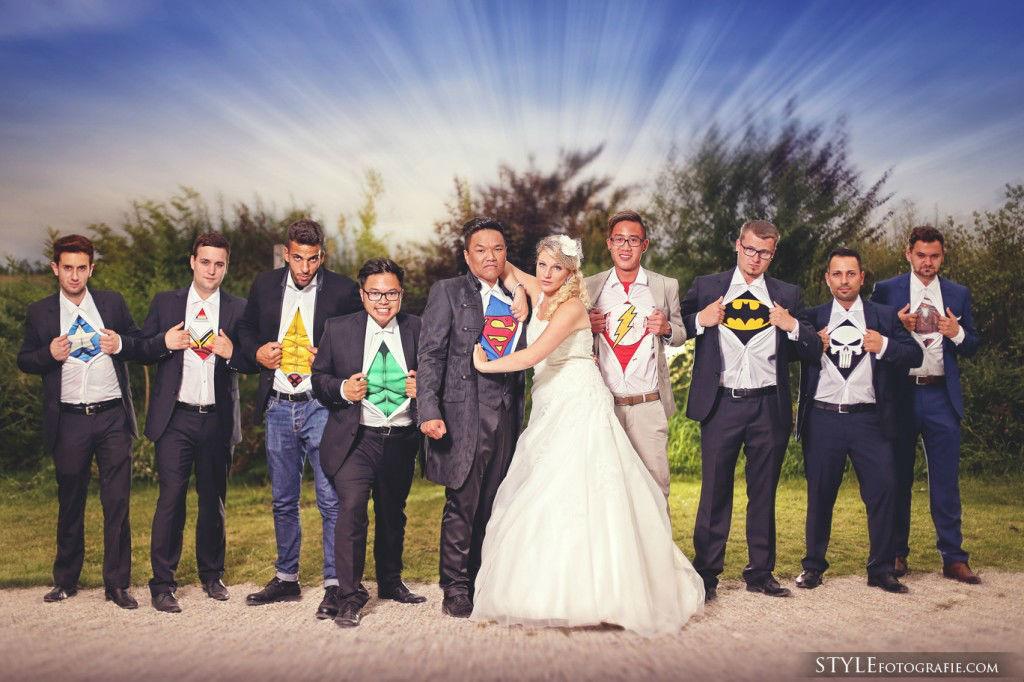 Beispiel: Gruppenfotos, Foto: Stylefotografie.