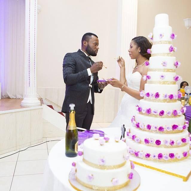 Wedding cake mariage d'Ornella et Carl