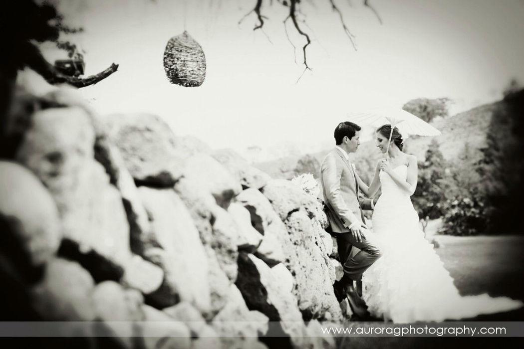 lindo paisaje el dia de tu boda