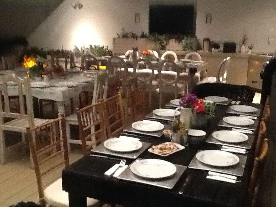 Montaje fino Banquetes Santa Cecilia, Qro.