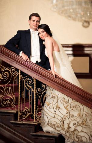 Beispiel: Romantische Fotos vom Brautpaar, Foto Kirill Brusilovsky Photodesign.
