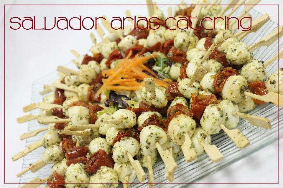 Salvador Arias Catering.