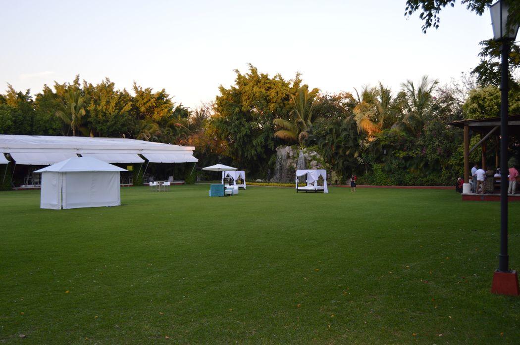 Jardín Zona Cocteleria