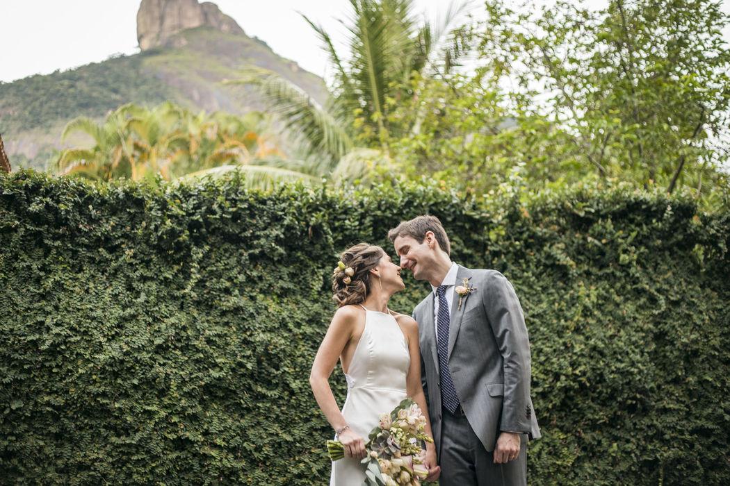 Paula e Daniel - Rio de Janeiro