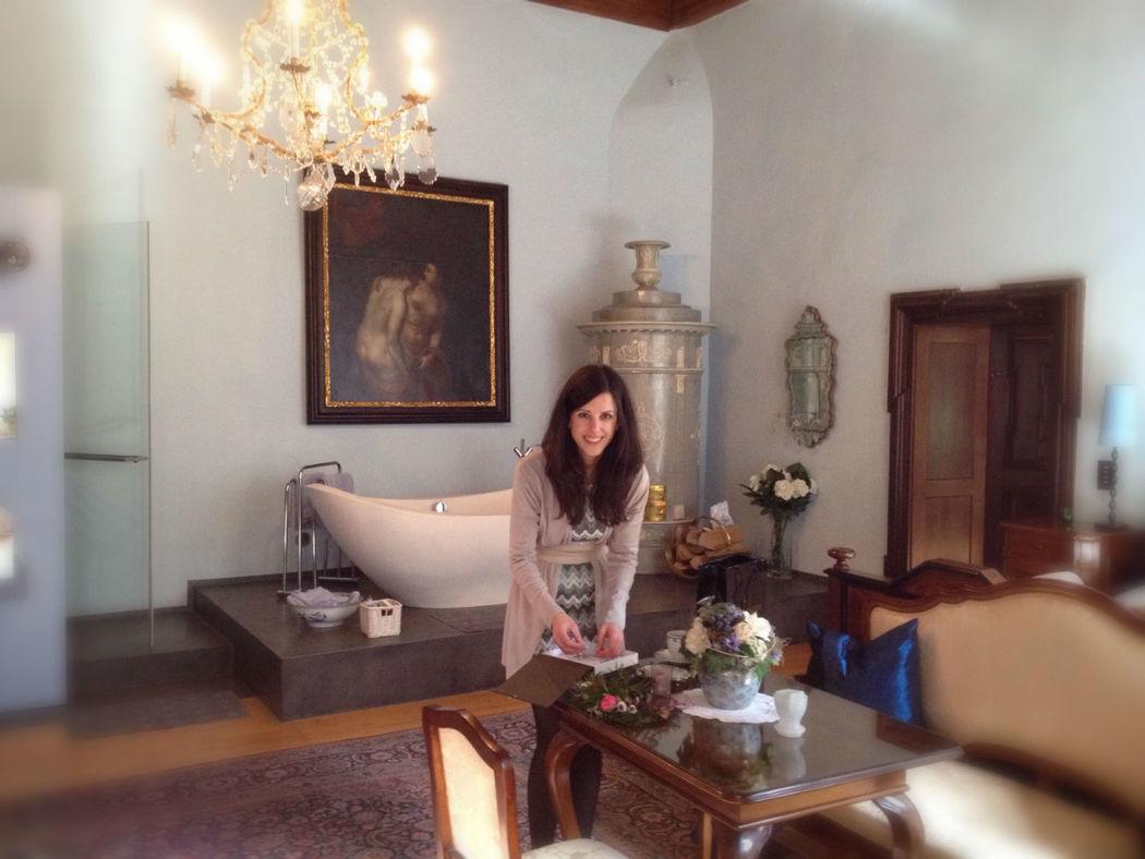 Gerne reservieren wir eine romantische Suite für eure Hochzeitsnacht.