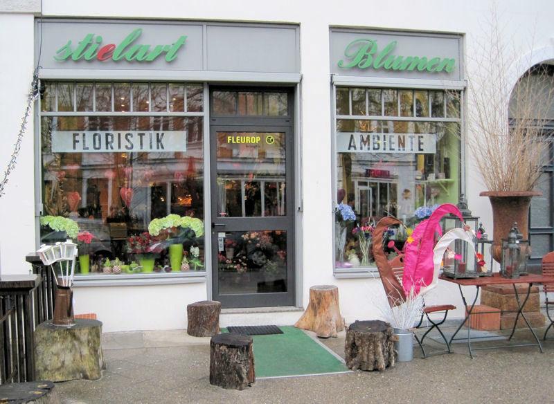 Beispiel: Ladengeschäft in Berlin, Foto: stielart.