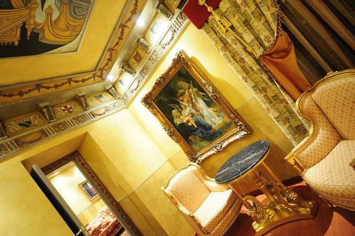 Suite Reyes Católicos del Hotel Convento I