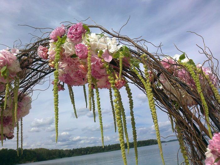 Свадьба на Истре