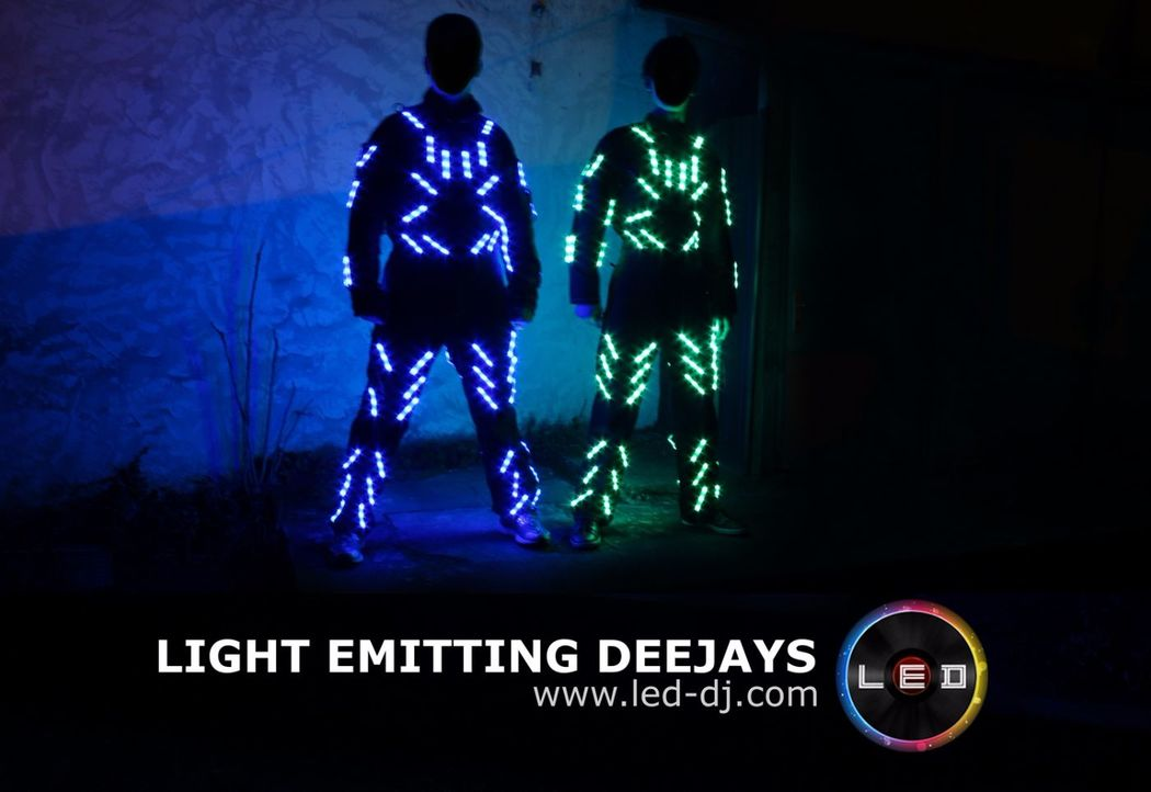 Light Emitting Deejays
