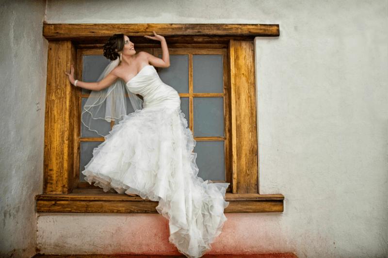 Sesión fotográfica para novias. Foto Alex Mendoza