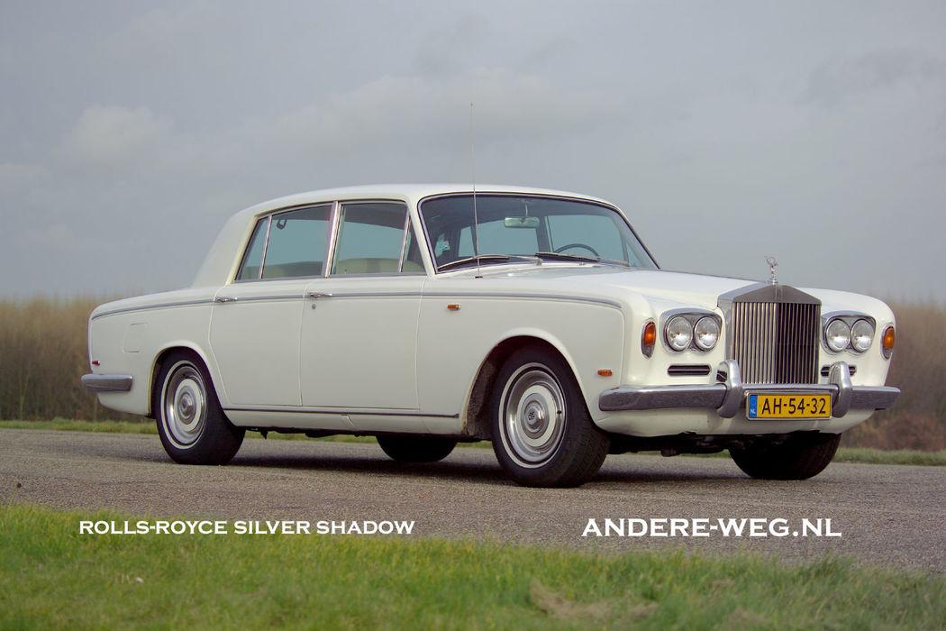 rolls roys silver schadow 1980 4 zitplaatsen