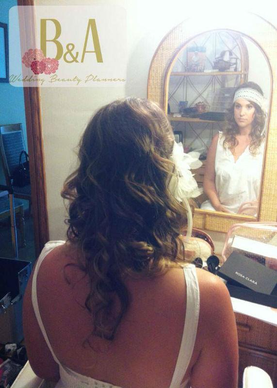 B&A Hair and Beauty Salon.