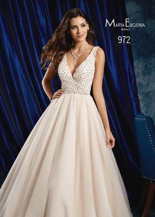 Vestido de novia 972 Colección Sapphire 2016