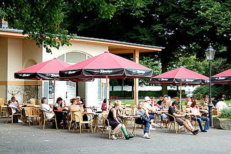 Beispiel: Terrasse, Foto: Tegeler Seeterrassen.