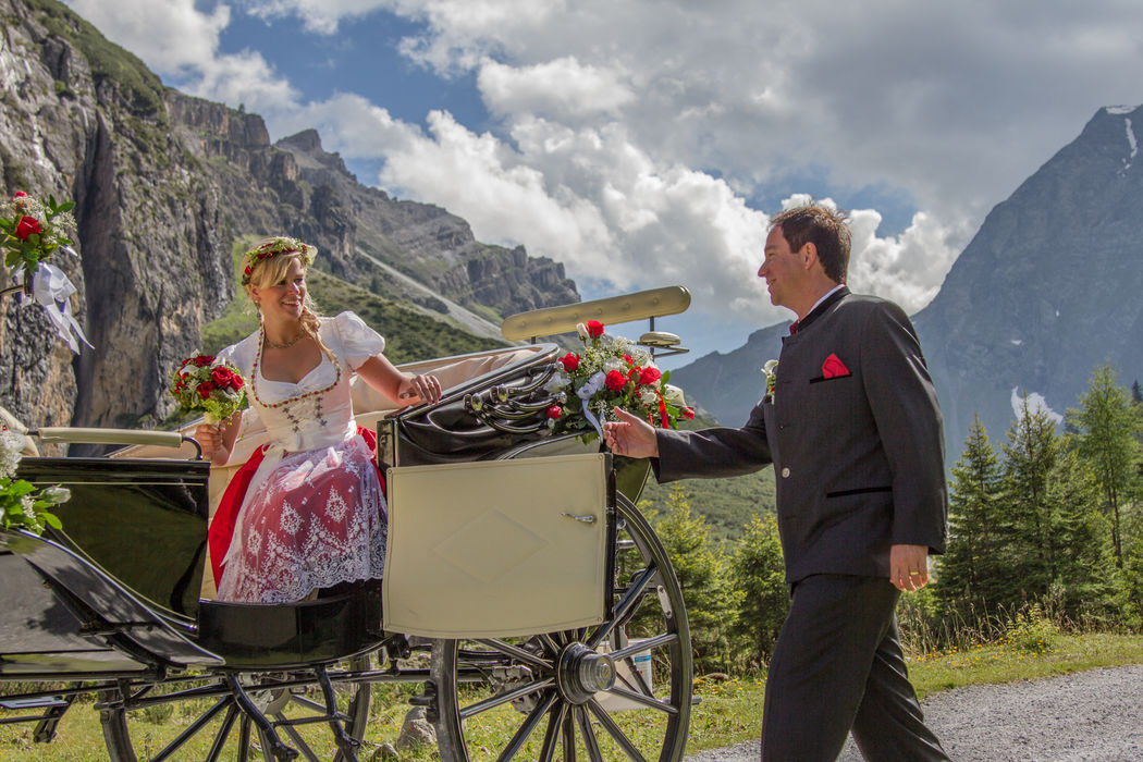 Hochzeitsfoto Daniela & Arnd