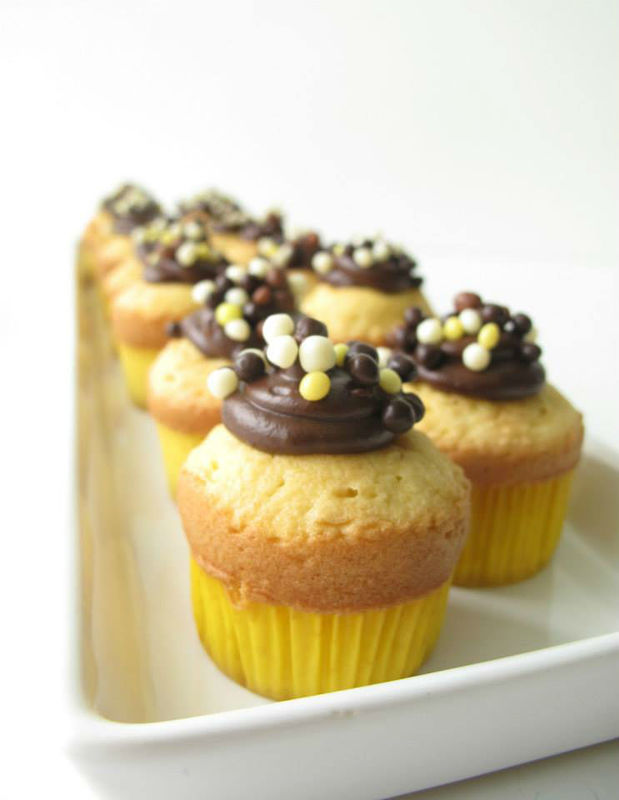Nuvem Cake Design | Mini cupcakes
