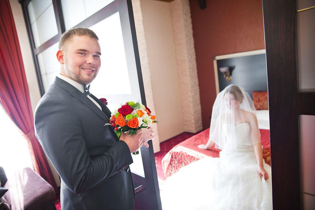 Свадебный фотограф Екатерина Гришина и Андрей Гришин