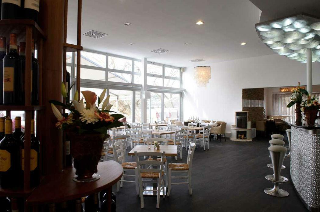 Beispiel: Innenbereich, Foto: Strandhaus Nürnberg.