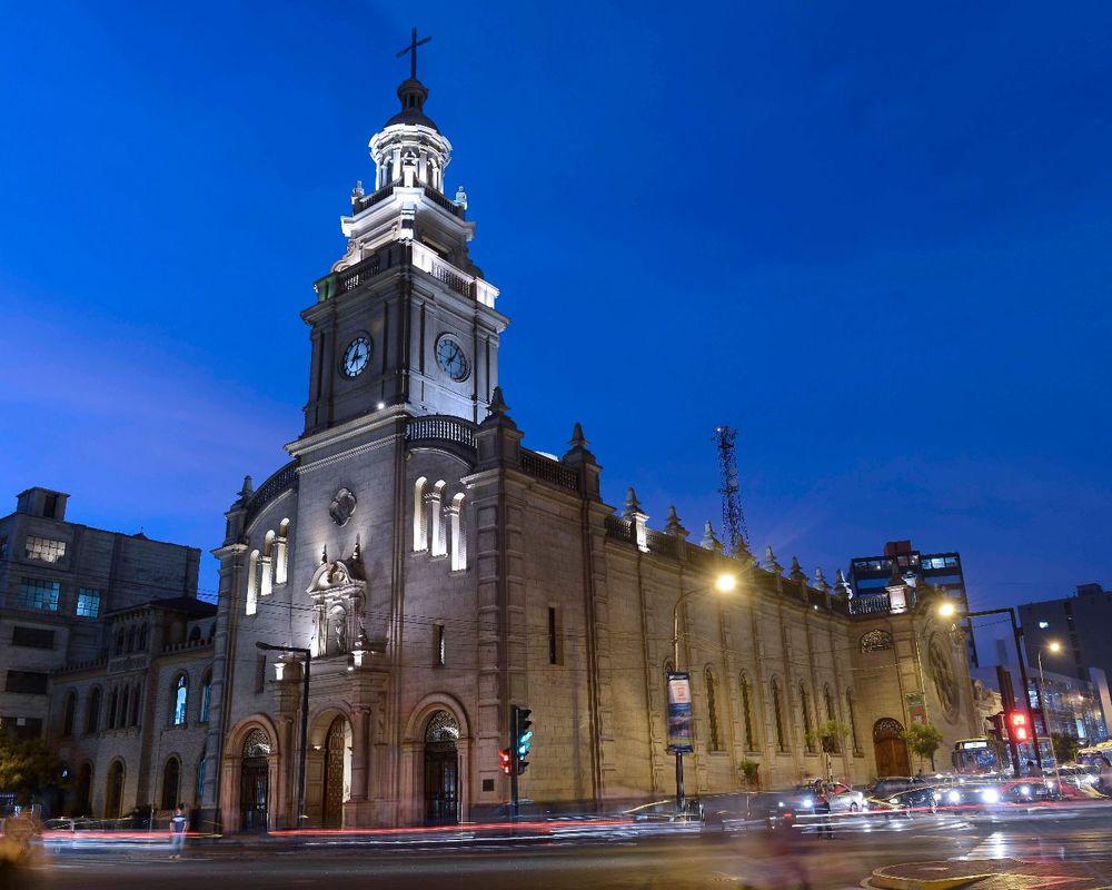 Basílica Virgen del Pilar  de San isidro