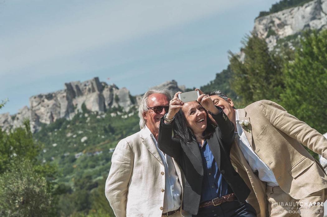 Mariage dans les Alpilles de Sylvain & JMarc ©Thibault Chappe Photographe