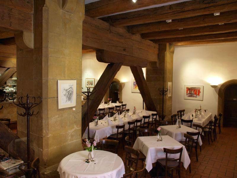 Beispiel: Festsaal für Ihre Bankett, Foto: Leerer Beutel.