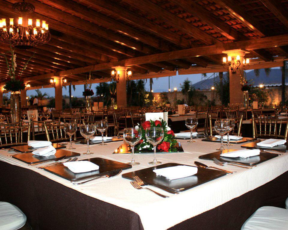 Hacienda para bodas en Guadalajara - Foto Hacienda La Querencia