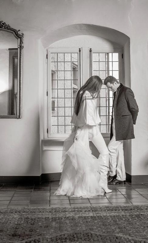 Dana créateur couturier - Mariage de Stéphanie & Paul