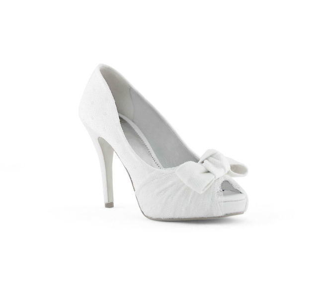 Zapatos de novia Aire Barcelona en Guadalajara