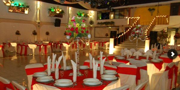 Salón de Fiestas y Eventos Los Tucanes en el DF