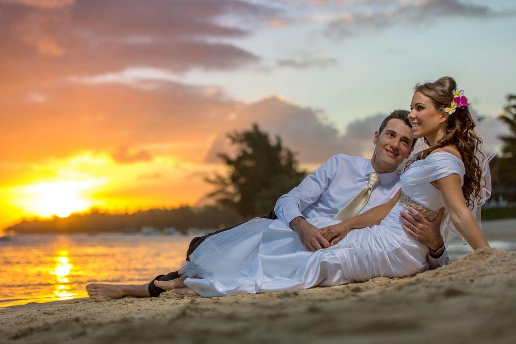 ceremonia ślubu na plaży