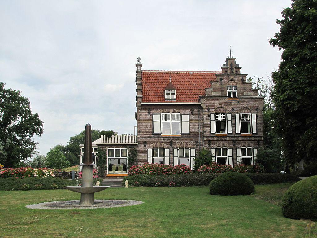 Buitenaanzicht Huys ter Schelde